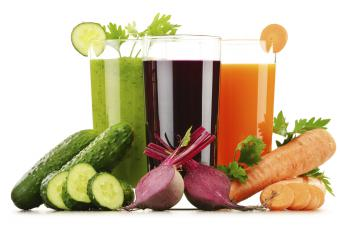 Antioxidanty a detoxikace