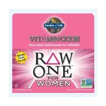 Vitamin RAW ONE - Pro ženy, 75 kapslí