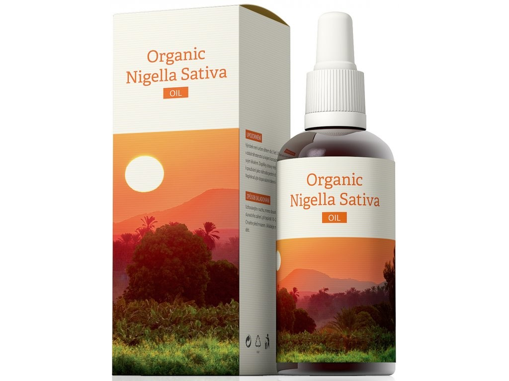 Organic Nigella Sativa 100 ml