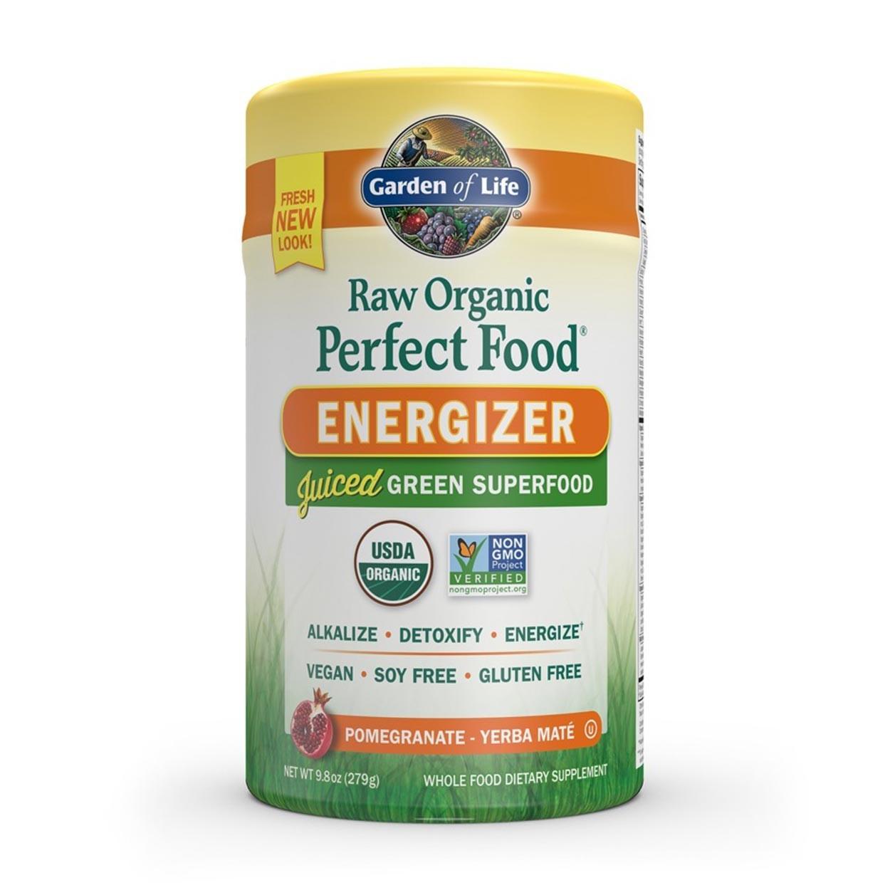 Perfect Food Raw Organic Energizer