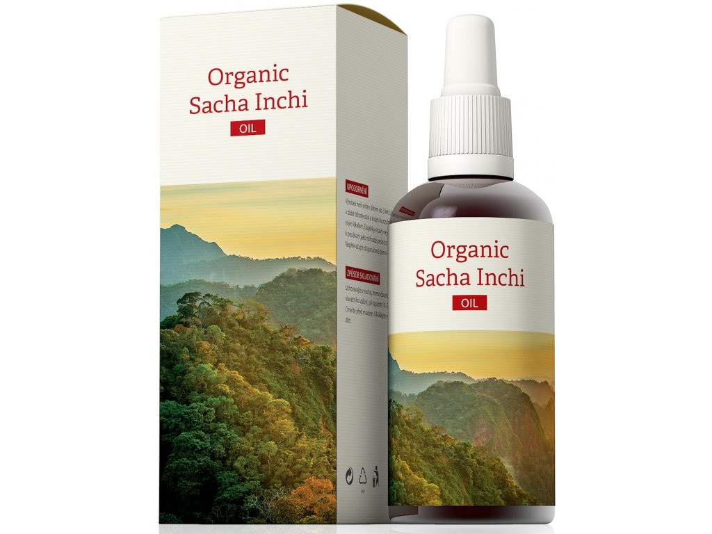 Organic Sacha Inchi