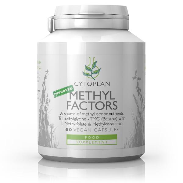 Methyl faktory, 60 kapslí