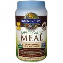 organic meal garden čoko