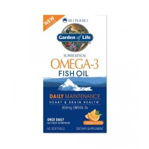 EPA-DHA Omega-3,850 mg, 60 tobolek-pomeranč