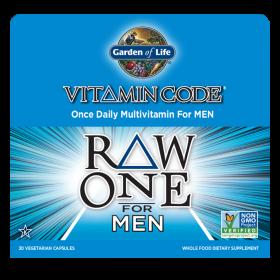 Vitamin RAW ONE - Pro muže, 75 kapslí