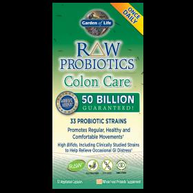 Probiotika - péče o tlusté střevo, 30 kapslí