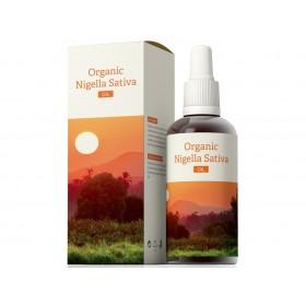 Organic Nigella Sativa, 100ml