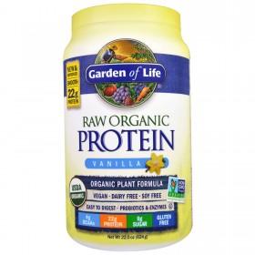 RAW Protein VANILKA 624g