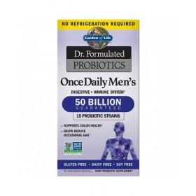 Probiotika pro muže - 50 miliard CFU, 30 kapslí
