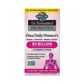 Probiotika pro ženy - 50 miliard CFU, 30 kapslí