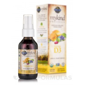 Vitamín D3 - organics sprej, 57ml