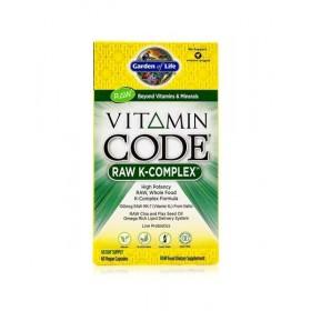 Vitamín K, 60 kapslí