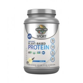 Sport Organic Plant-Based Protein Vanilka 806g