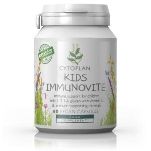 Kids Immunovite, 60 kapslí